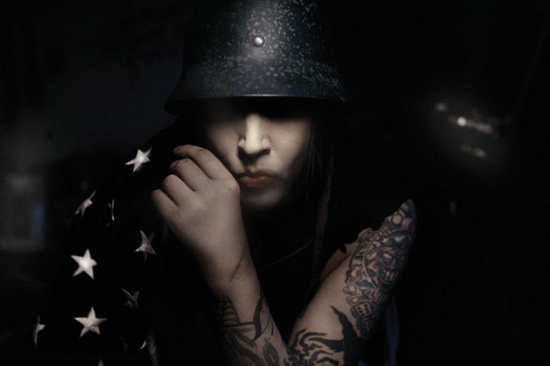 Marilyn Manson, Promo Bild 2009