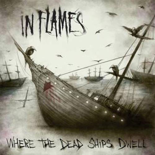 Schiffe, Titanic und Meer auf Metal-Covern