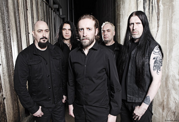 Paradise Lost, Promo Pic, 2012