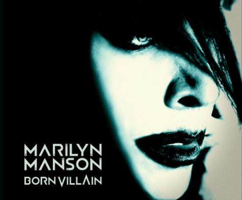 Marilyn Manson BORN VILLAIN (2012)