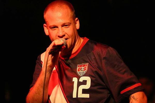 Terror, live, 18.04.2012 München, Backstage