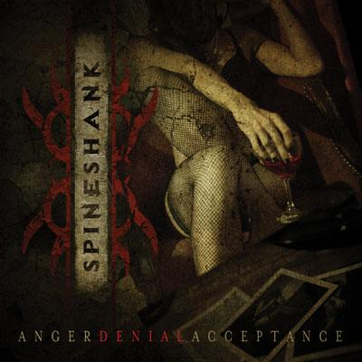 Spineshank, Anger Denial Acceptance, Cover