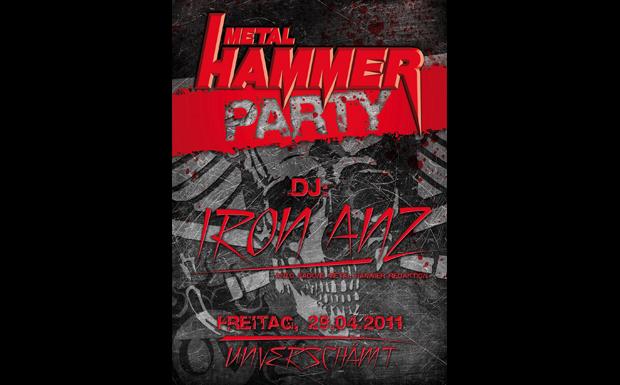 Metal Hammer Party 2011 in Karlsruhe