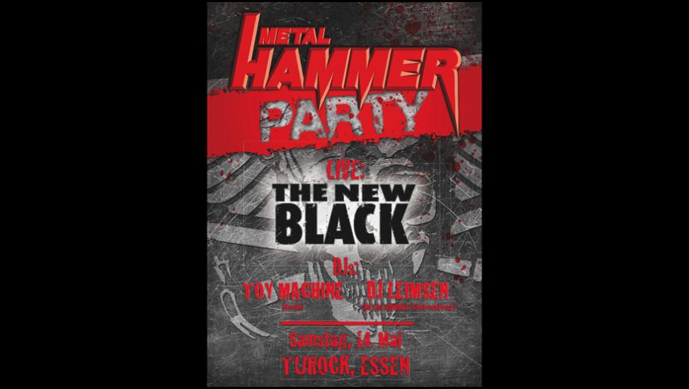 Metal Hammer Party in Essen