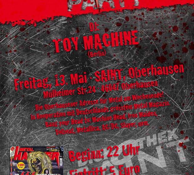 Metal Hammer Party Oberhausen
