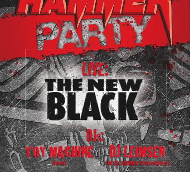 Metal Hammer Party in Essen, 2011