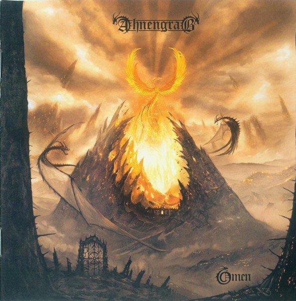 Ahnengrab Omen Cover