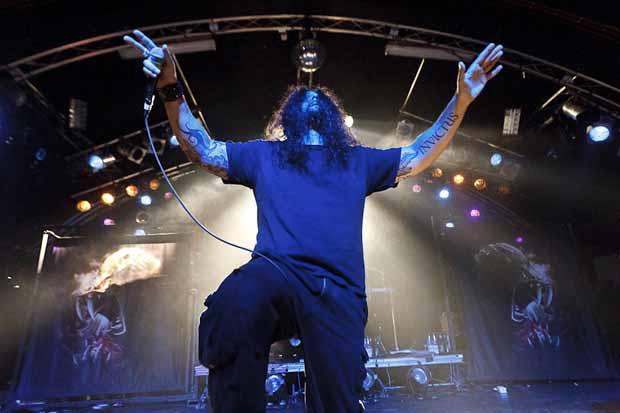 Kataklysm, live, 14.12.2011 Hamburg, Markthalle