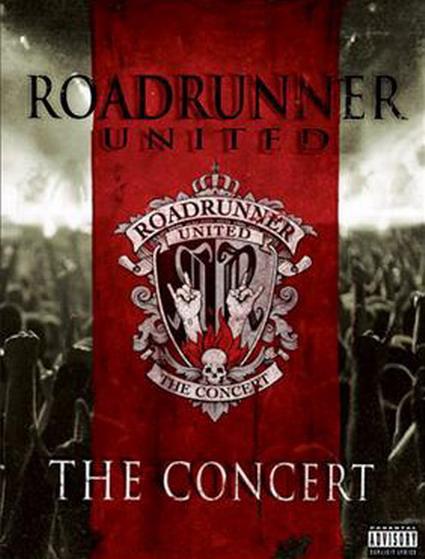 Roadrunner United DVD-Cover