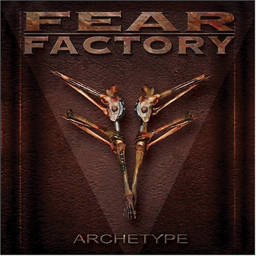 Fear Factory Archetype Cover