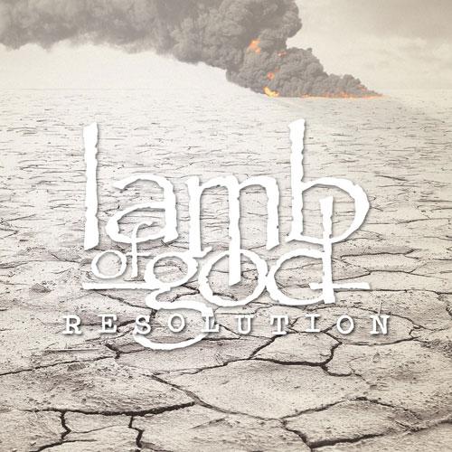 Album Cover von Lamb Of God Resolution