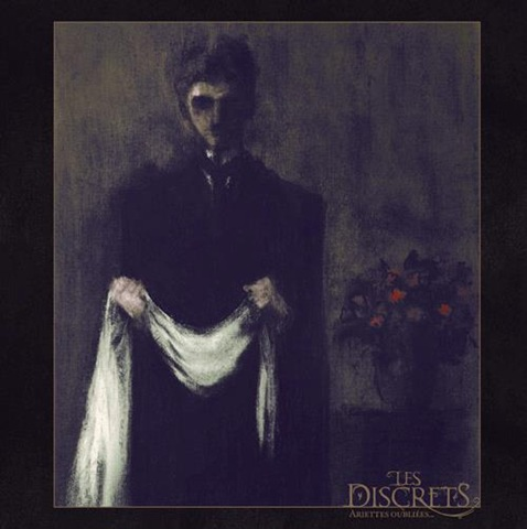 Les Discrets Ariettes Oubliees Cover