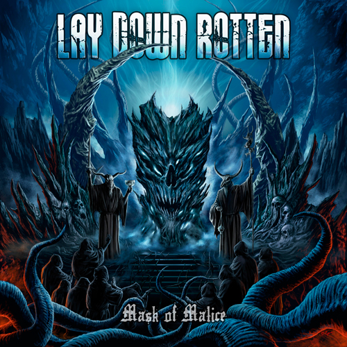 Lay Down Rotten Mask Of Malice Cover