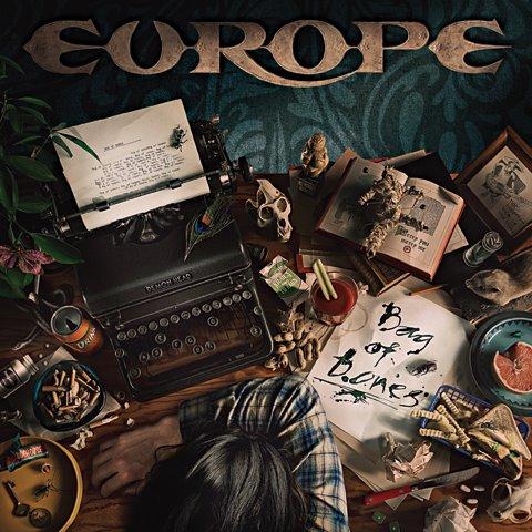Europe Bag Of Bones Cover