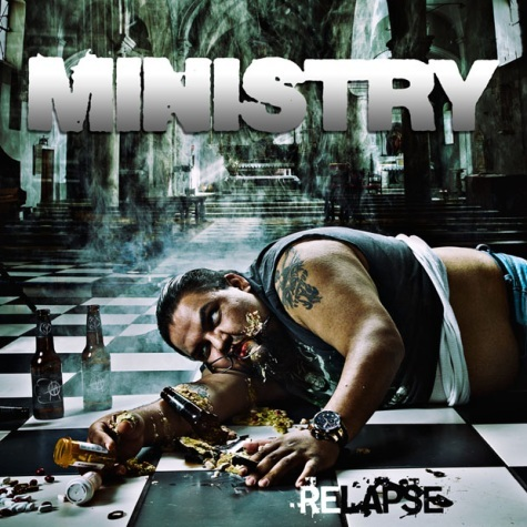 Ministry Relapse Cover