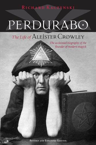 Aleister Crowley, Begründer des modernen Satanismus