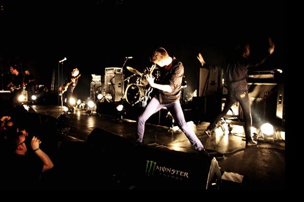 Refused, Monster Bash Festival 2012