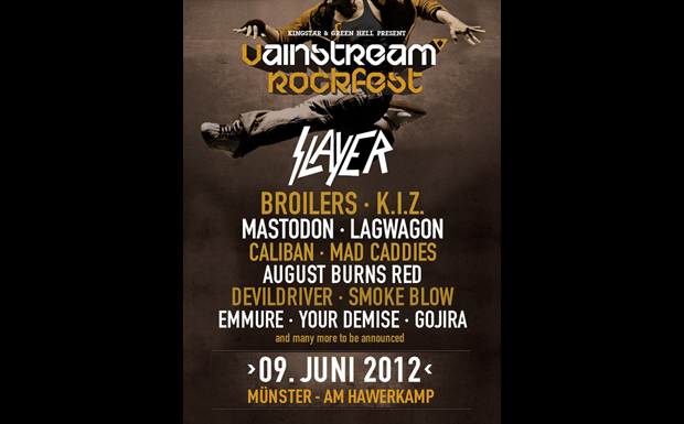 Vainstream Festival 2012