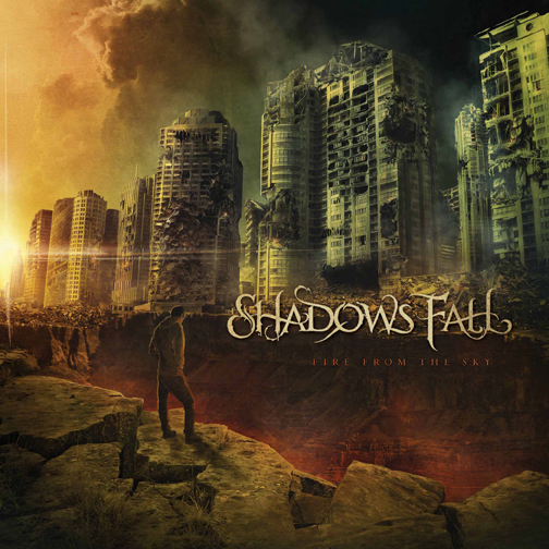 Shadows Fall FIRE FROM THE SKY (2012)