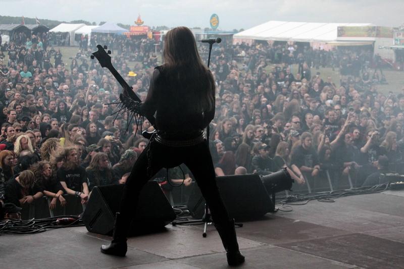 Urgehal, live, Party.San 2011