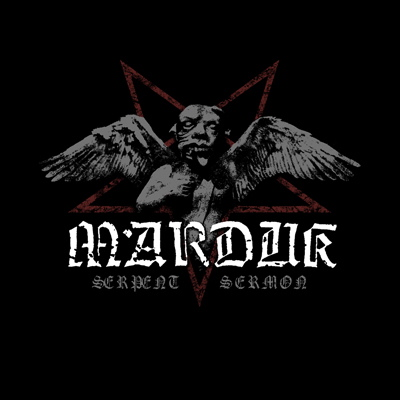 Marduk, Cover von SERPENT SERMON, 2012