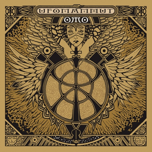 Ufomammut Oro:Opus Primum Cover