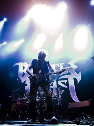 Battle Beast als Vorband für Nightwish 2012