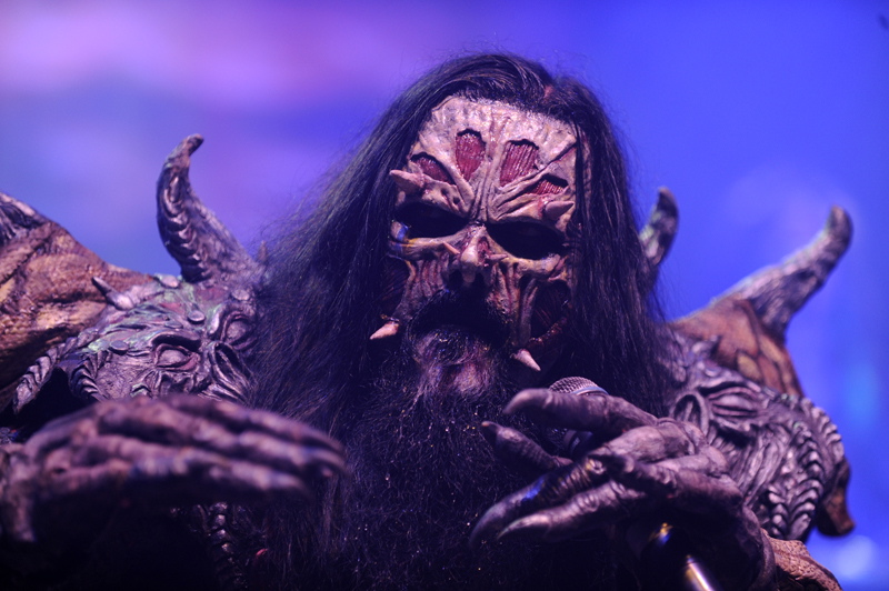 Lordi, live, Bang Your Head 2011