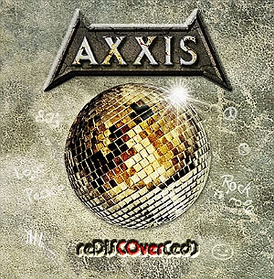 Axxis Rediscovered Cover