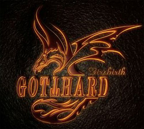 Gotthard Firebirth Cover