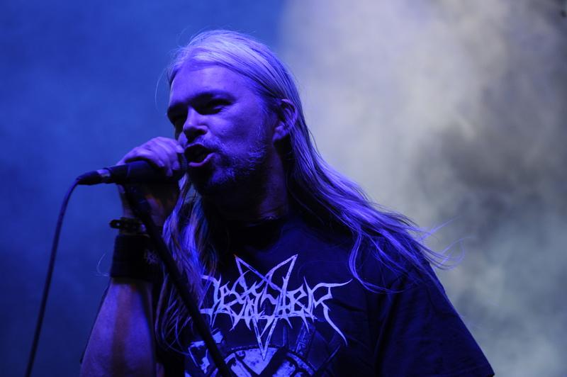 Asphyx, live, Bang Your Head 2011