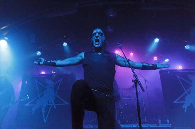 Marduk, live, 14.12.2011 Hamburg, Markthalle