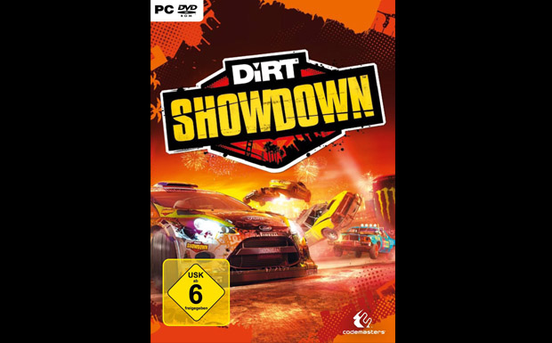 Dirt Showdown, Cover