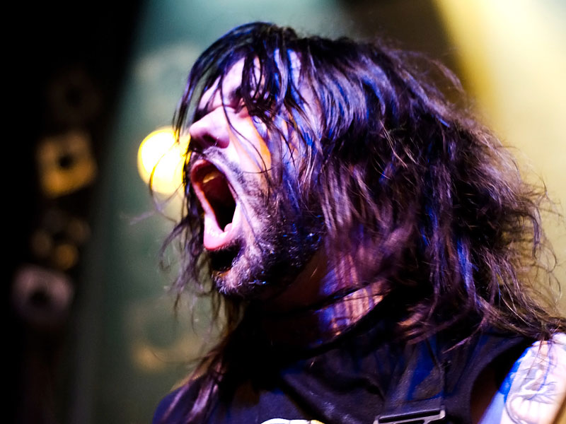 Killswitch Engage live am 19.06.2012 in Hamburg