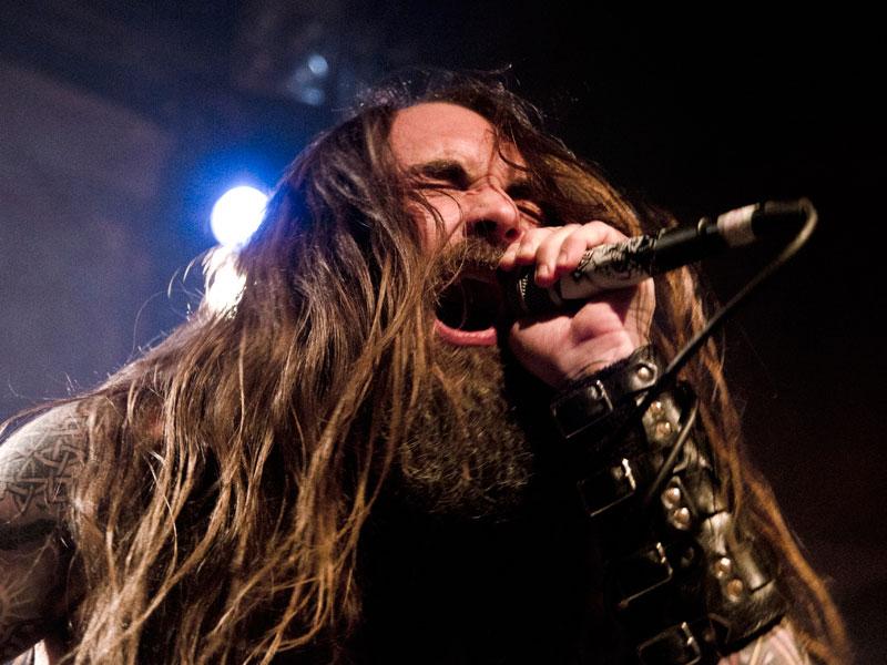 Skeletonwitch live am 19.06.2012 in Hamburg