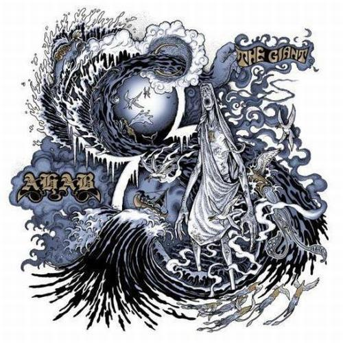 Ahab The Giant Cover