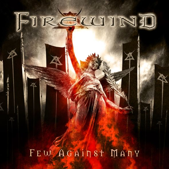 Firewind Few Against Many Cover