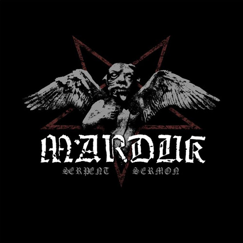 Marduk Serpent Sermon Cover