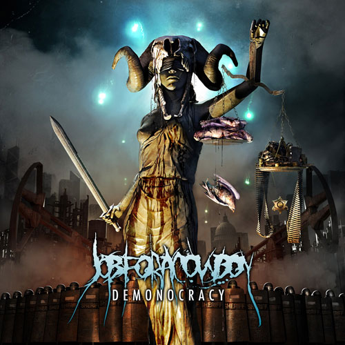 Job For A Cowboy Demonocracy Cover