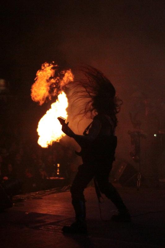 Belphegor, live, Party.San 2011