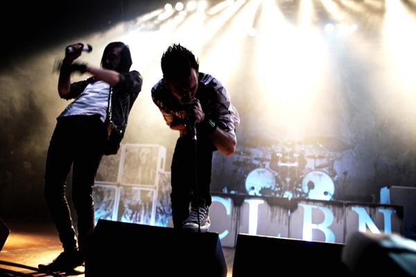 Caliban, live, 21.04.2012 Leipzig