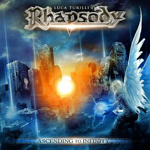 Rhapsody Ascending To Infinity Cover