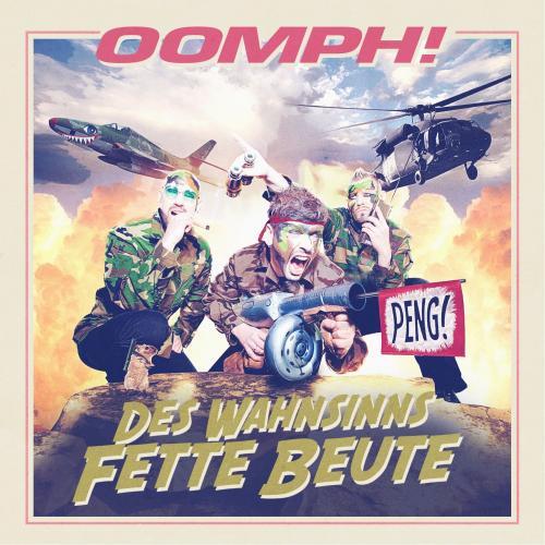 Oomph Des Wahnsinns fette Beute Cover