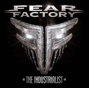 Fear Factory The Industrialist Cover
