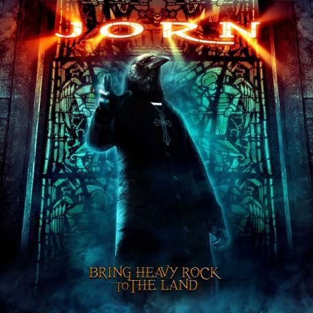 Bring Heavy Rock To The Land von Jorn Cover