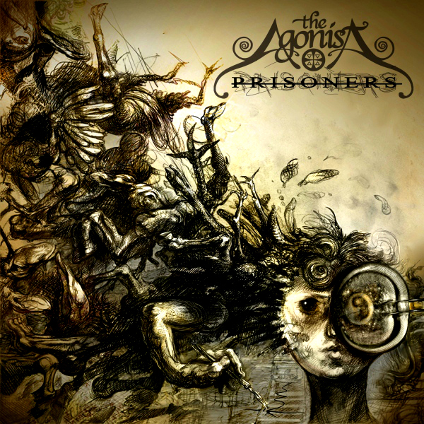 The Agonist Prisoners Cover
