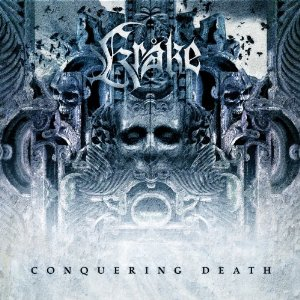 Krake Conquering Death Cover