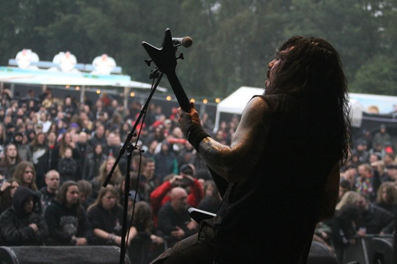 Krisiun, Death Feast Open Air 2011