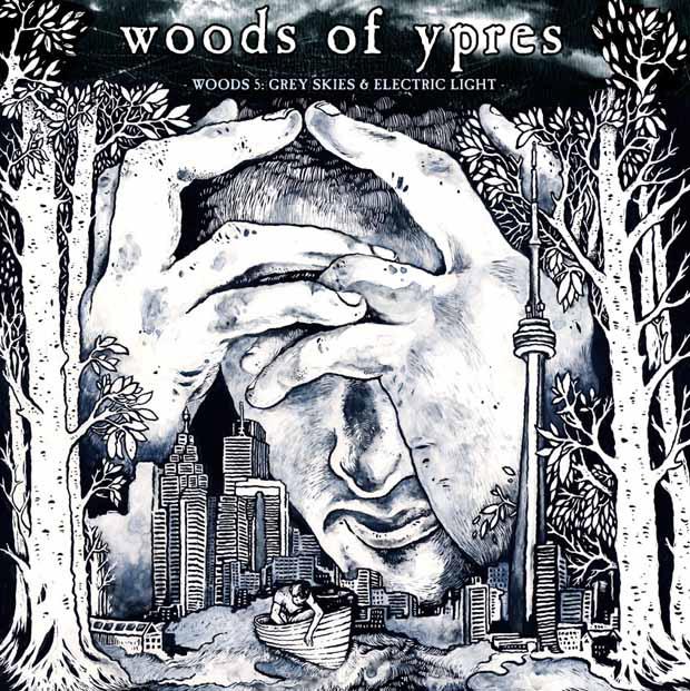 Woods Of Ypres, Promobild