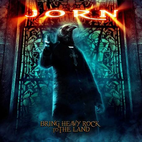 Bring Heavy Rock To The Land von Jorn Cover